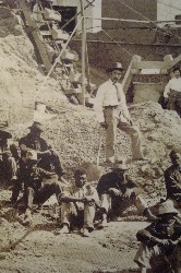 miners at Kimberley