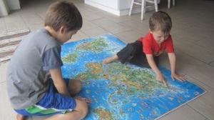 world-map-floor