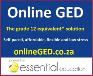 Online GED South Africa