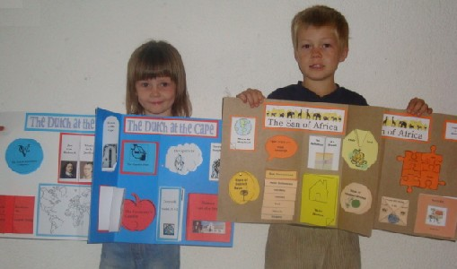 South African History -Homeschool Unit Studies And Project Files